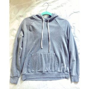 FOREVER 21 Gray Hoodie